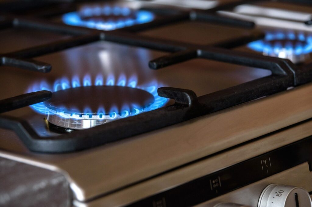 Impianto gas casa