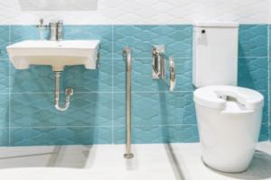 Bagno Sanitari e Lavabo disabili