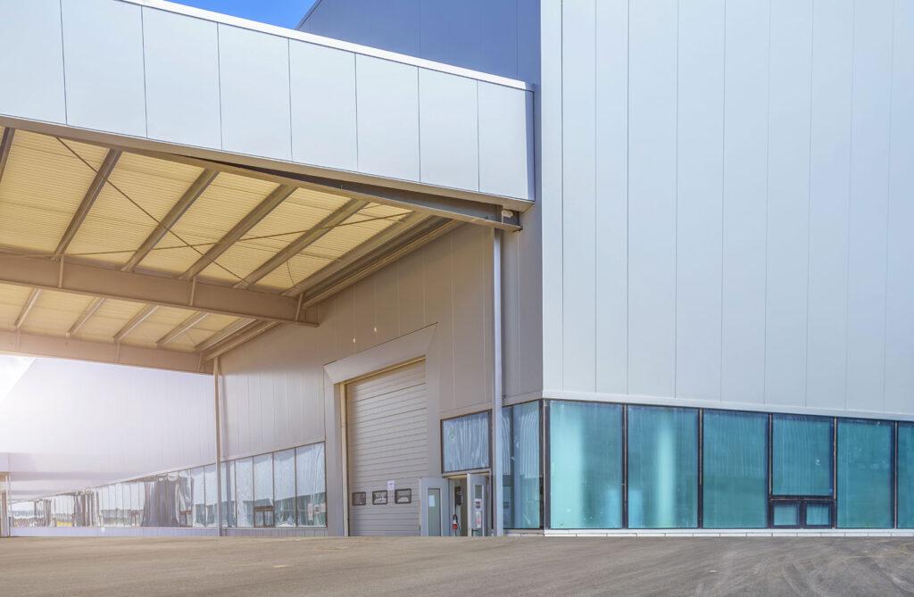 soluzioni ristrutturazione capannone industriale