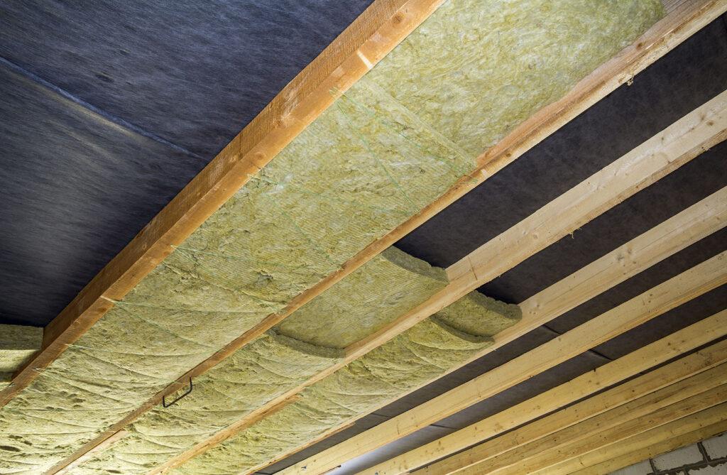 materiali coibentazione tetto