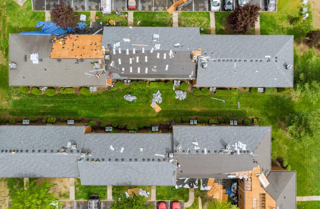 struttura impermeabilizzazione tetto casa