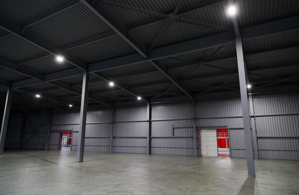 tipologie copertura capannone industriale