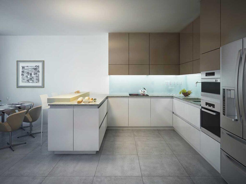 ristrutturazione completa cucina