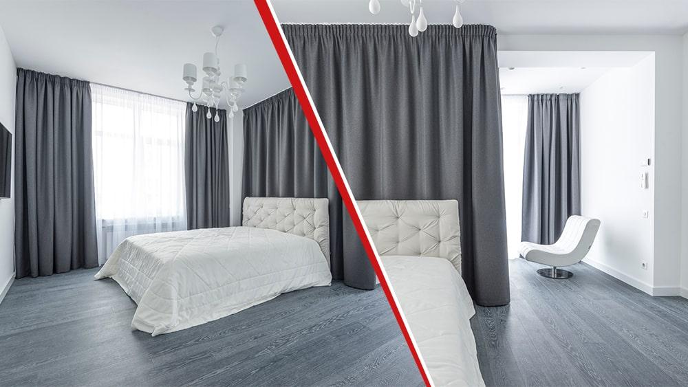 ristrutturazione appartamento 90 mq camera da letto