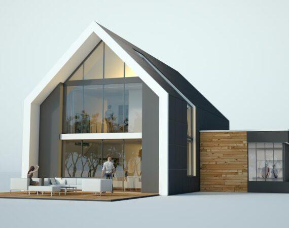 Casa prefabbricata legno ticino lugano