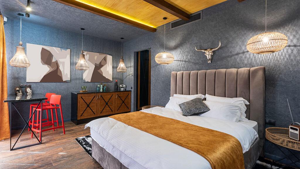 camera da letto fusion